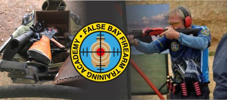 The False Bay Firearm Training Academy, Cape Town, South Africa
