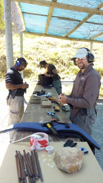 Tactical Training Course Cape Town - False Bay Firearm