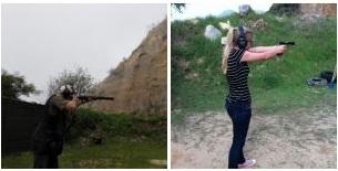 The Firearm Training Academy - Fun ShootingCape Town