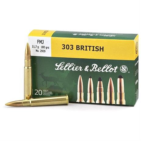 303 British Sellier & Bellot - Ammunition