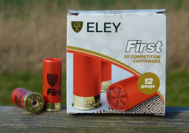 Eley First - Competition cartridges