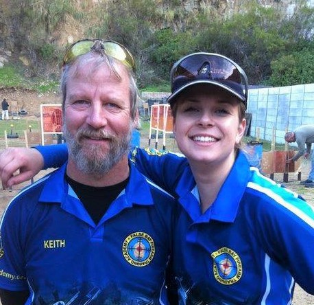 Keith Biermann & Alexis Biermann - Firearm Instructors Course